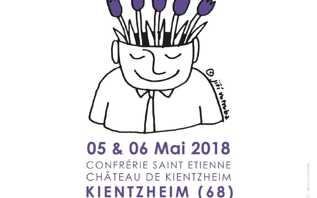 Salon des Vins Libres à Kientzheim samedi et dimanche 5 & 6 mai 2018