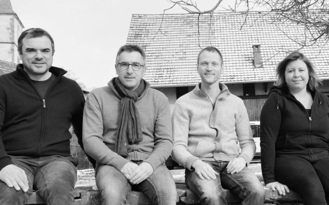 Portes Ouvertes -PRO- au Domaine Rietsch lundi 25 mars 2019